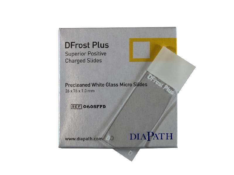 DFrost Plus microscope slides