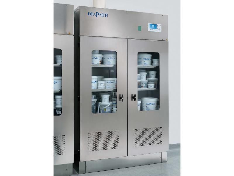 Diapath | AI07XX | Zefiro Ventilated Storage Cabinet 70