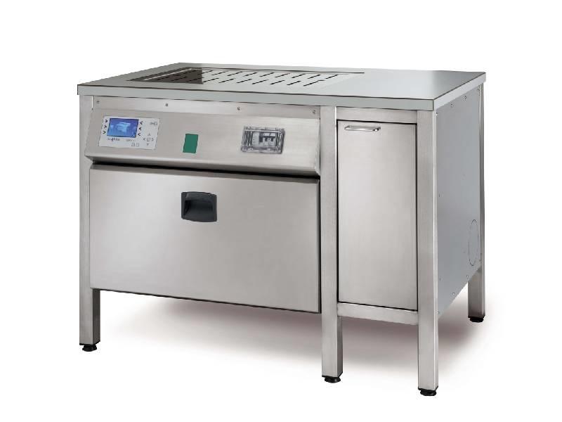 Ventilated accessioning workbech Zefiro 150