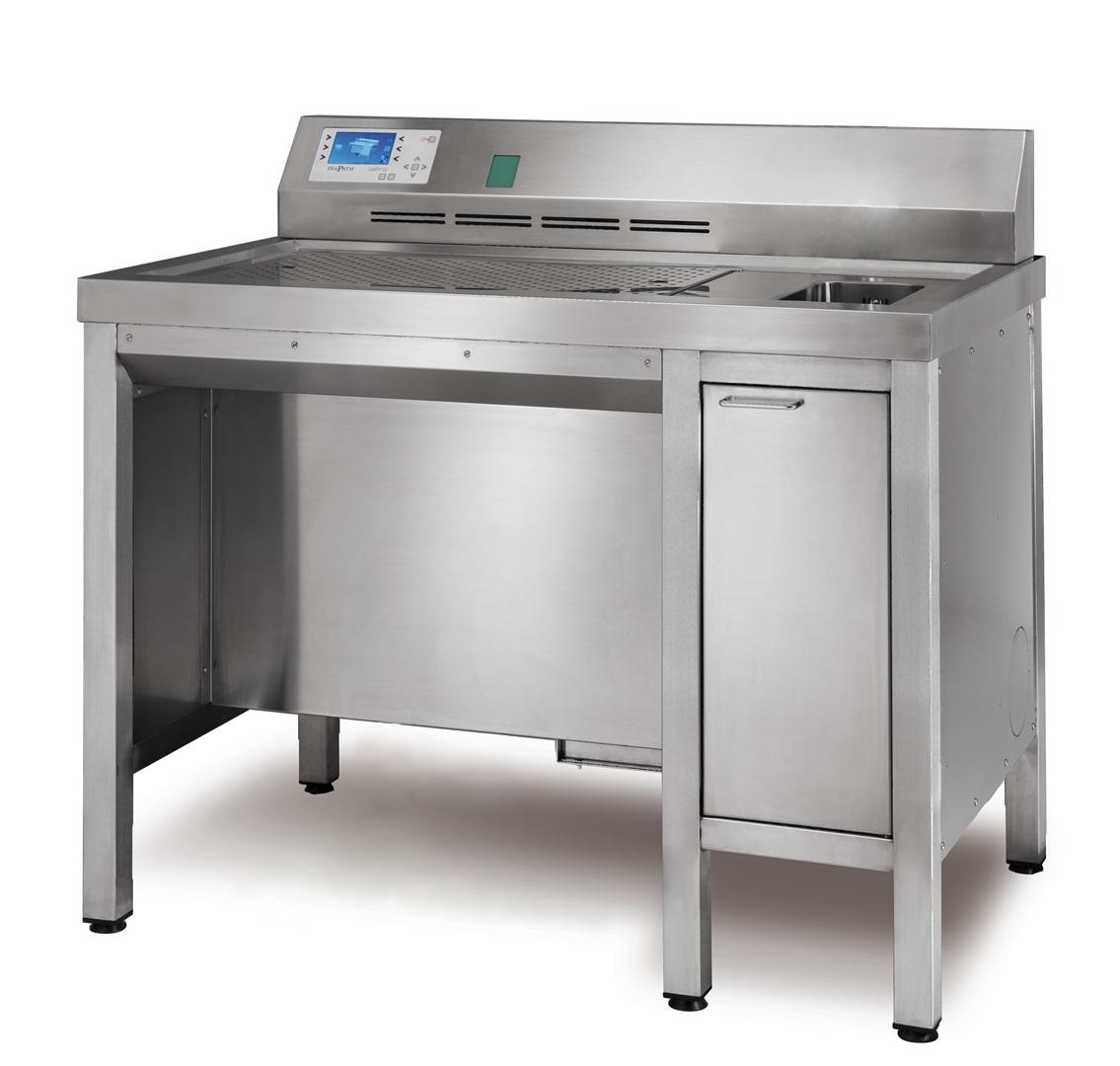 Ventilated dissecting workbech Zefiro 120