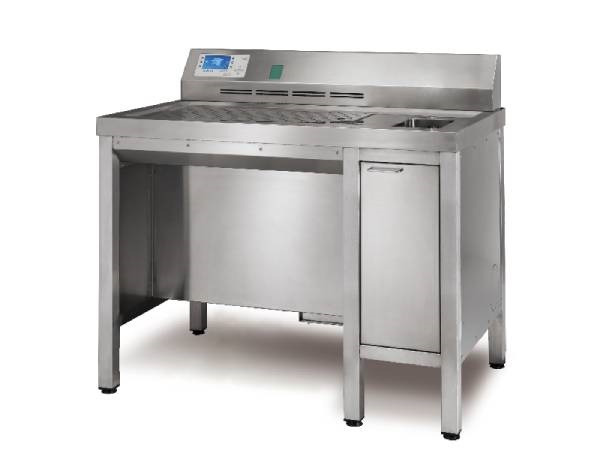 Ventilated dissecting workbech Zefiro 150
