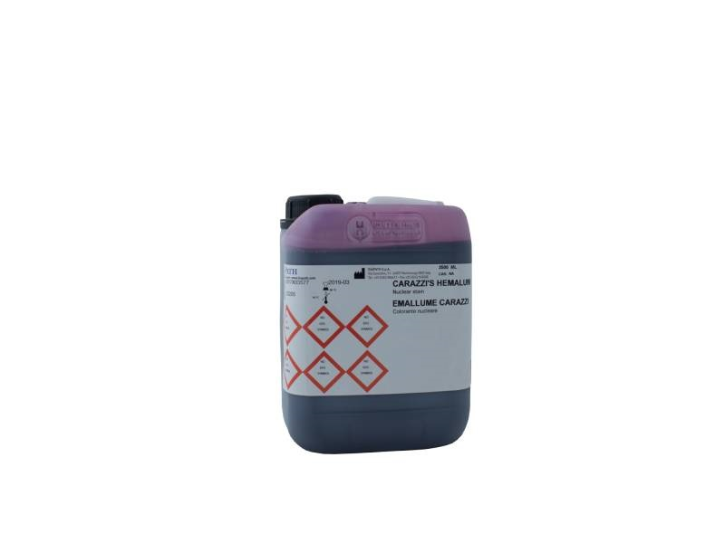 Carazzi Hematoxylin 2.5 lt