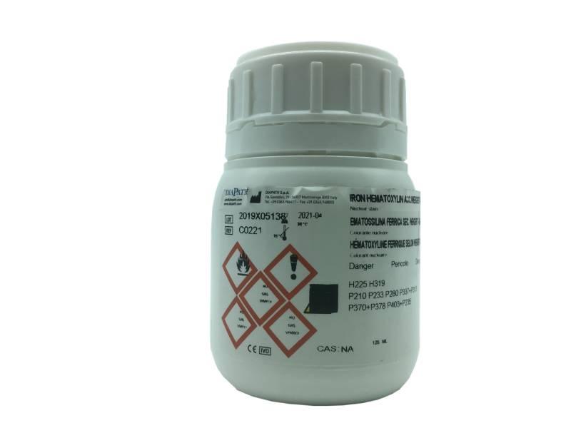 Ematossilina ferrica sec. Weigert reagente A 125 ml