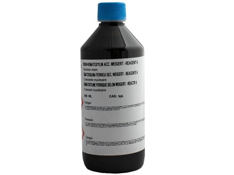 Iron hematoxylin acc. Weigert reagent A 1 lt