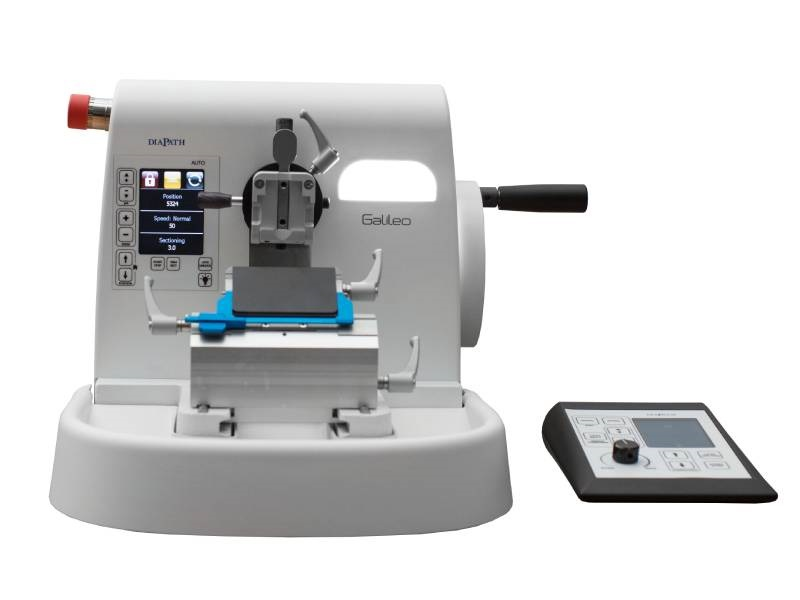 rotary microtome automatic