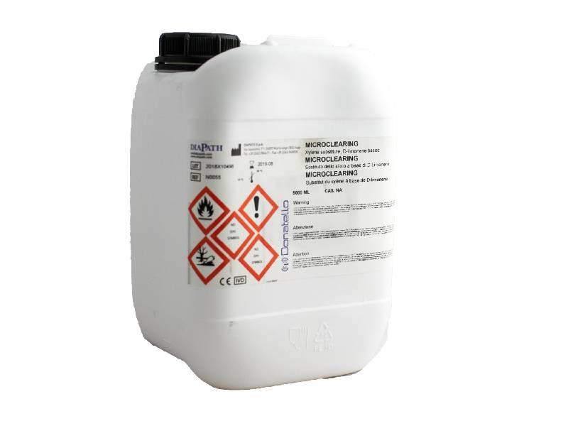 Microclearing tank 5 lt