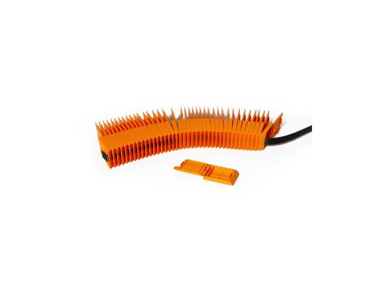 DiaPrint Tissue Cassette, arancio
