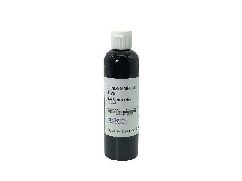 Tissue Marking Dye - Black 250 ml