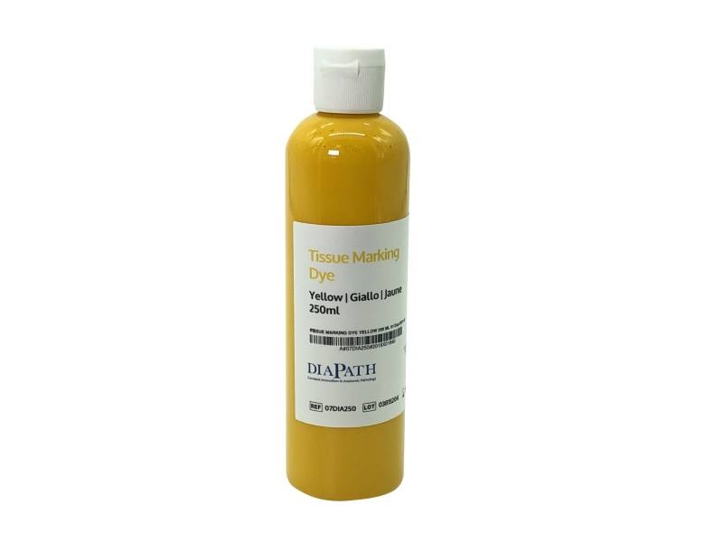 Tissue Marking Dye - Giallo - 250 ml