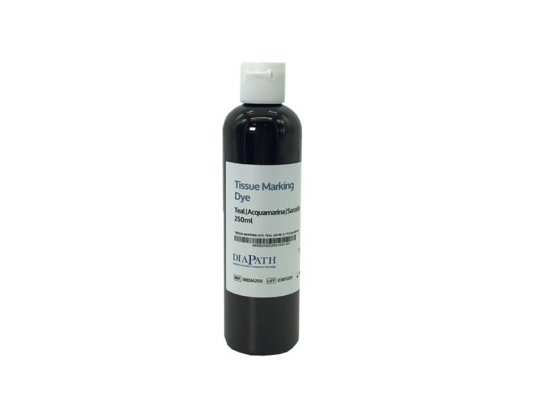 Tissue Marking Dye - Teal - 250 ml