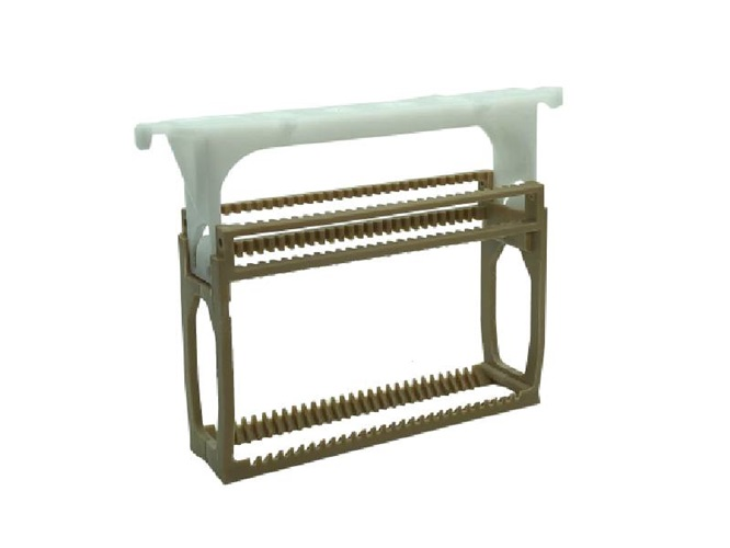 Cristallo® slide rack for Giotto automatic stainer / Manual use