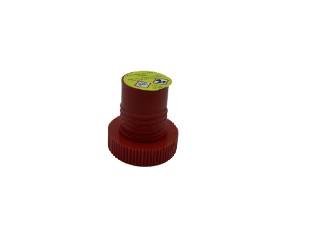 SafeCapsule – Eosin Red Cap