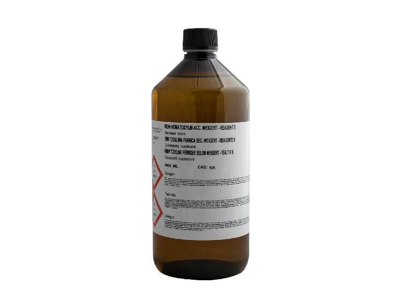 Iron hematoxylin acc. Weigert reagent B 1 lt