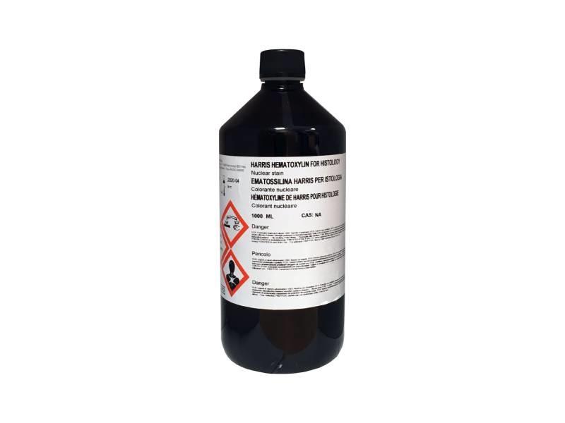 Harris hematoxylin for histology 1 lt