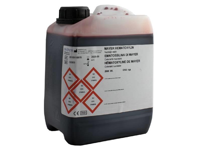 Mayer hematoxylin 2.5 lt