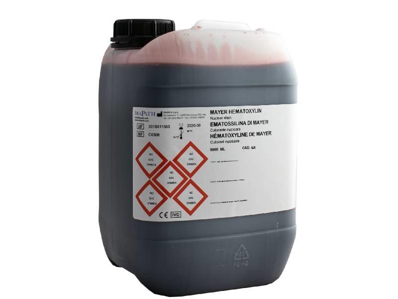 Mayer hematoxylin 5 lt