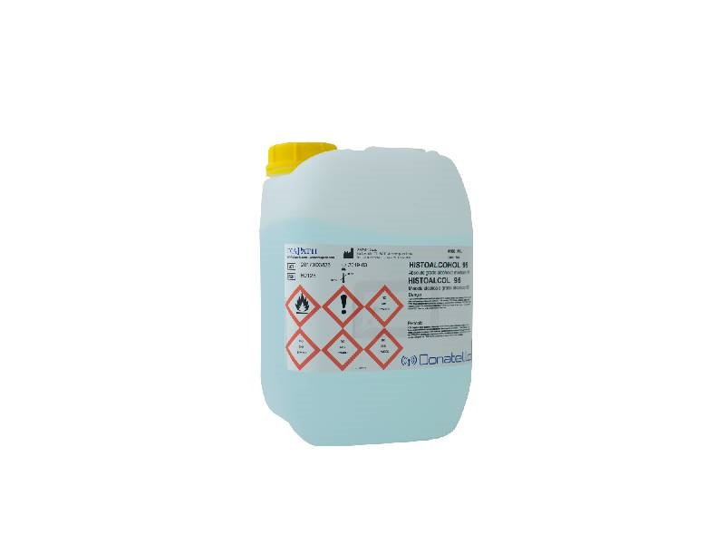 Histoalcol 95 tank