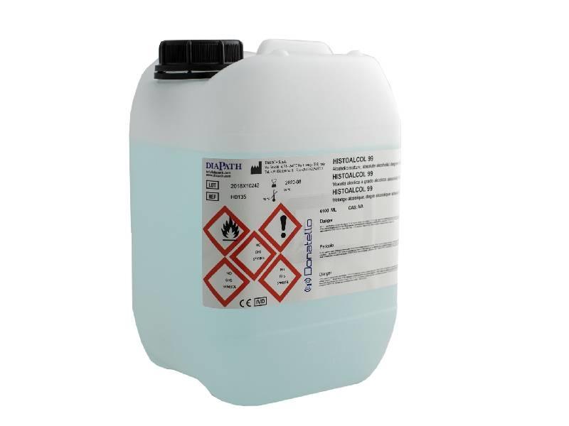 Histoalcol 99 tank
