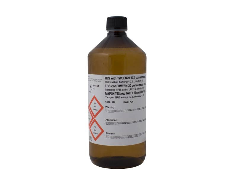 TBS TWEEN 20, concentrated 10X