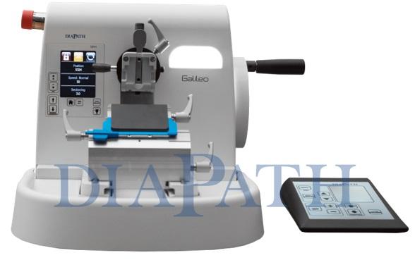 Semi-automatic rotary microtome Galileo SEMI Series 2
